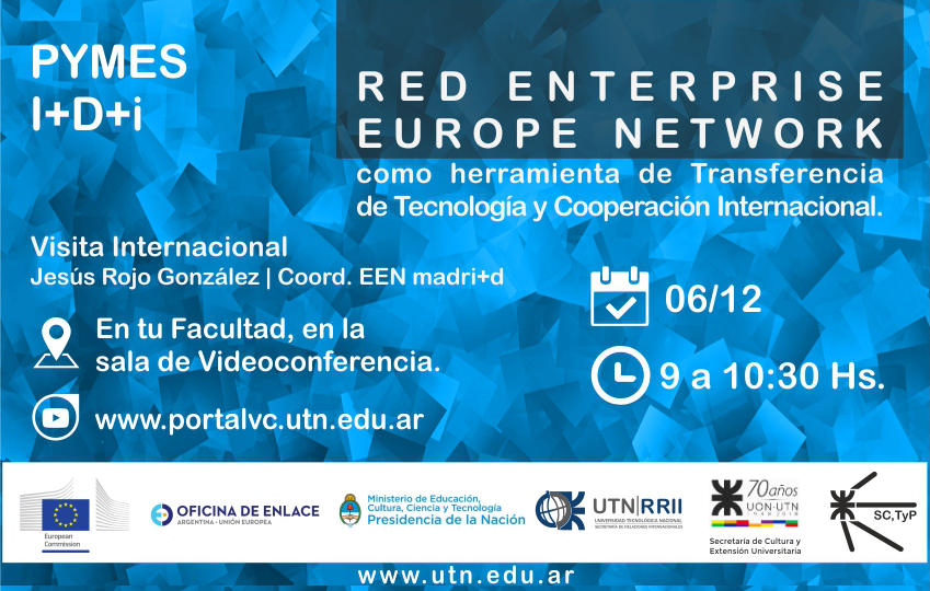 RED EEN ENTERPRISE EUROPE NETWORK
